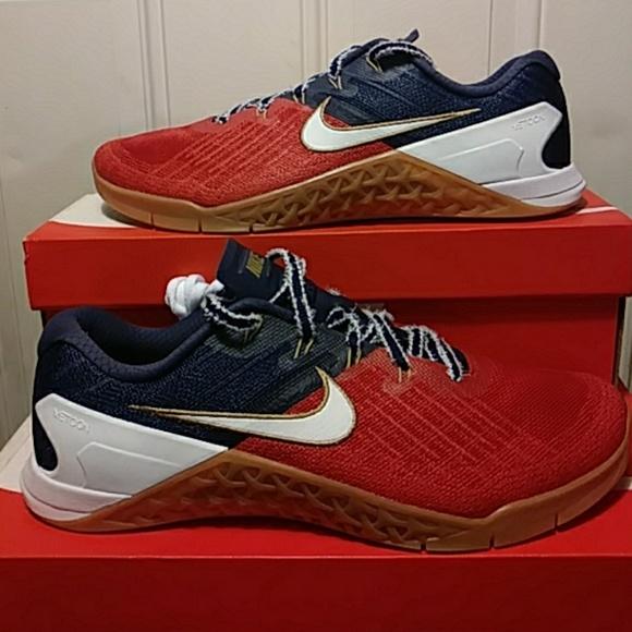 le scarpe nike nuove dimensioni 125 metcon 3 libertà poshmark mens